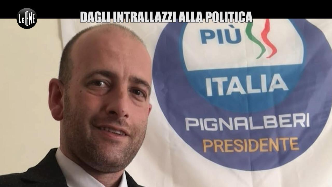 GOLIA: Fabrizio Pignalberi: da politico a furbetto?