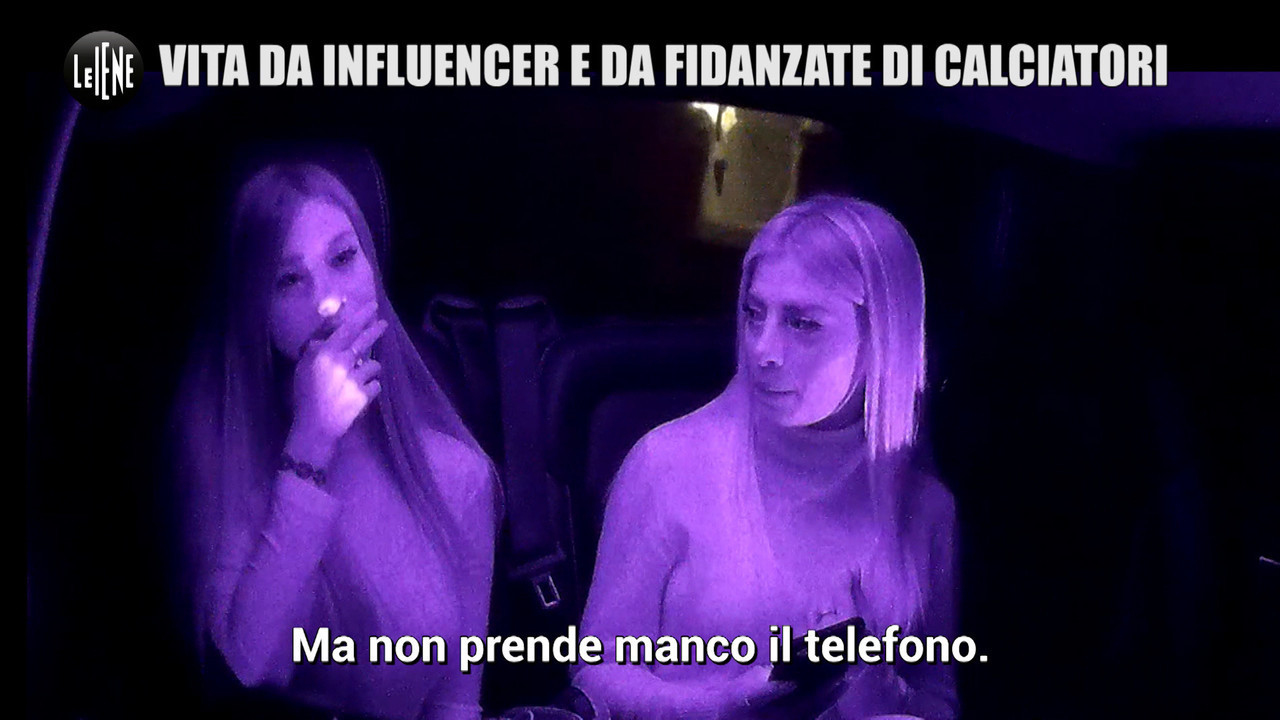 scherzo sorelle Nasti Chiara  Angela Instagram