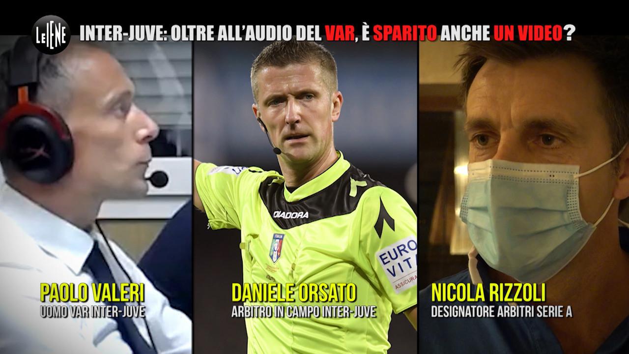 Inter Juventus 2018 Var video