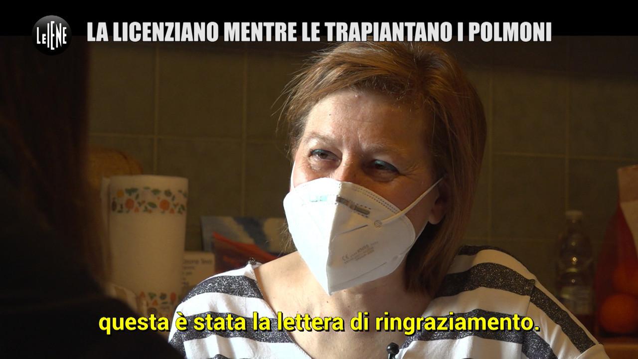 Lavoro disabilità Italia licenziata coma