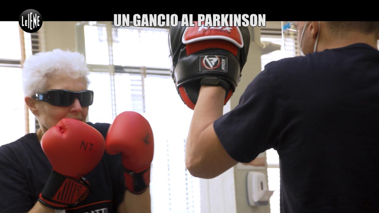 La palestra dove si lotta contro il Parkinson   VIDEO