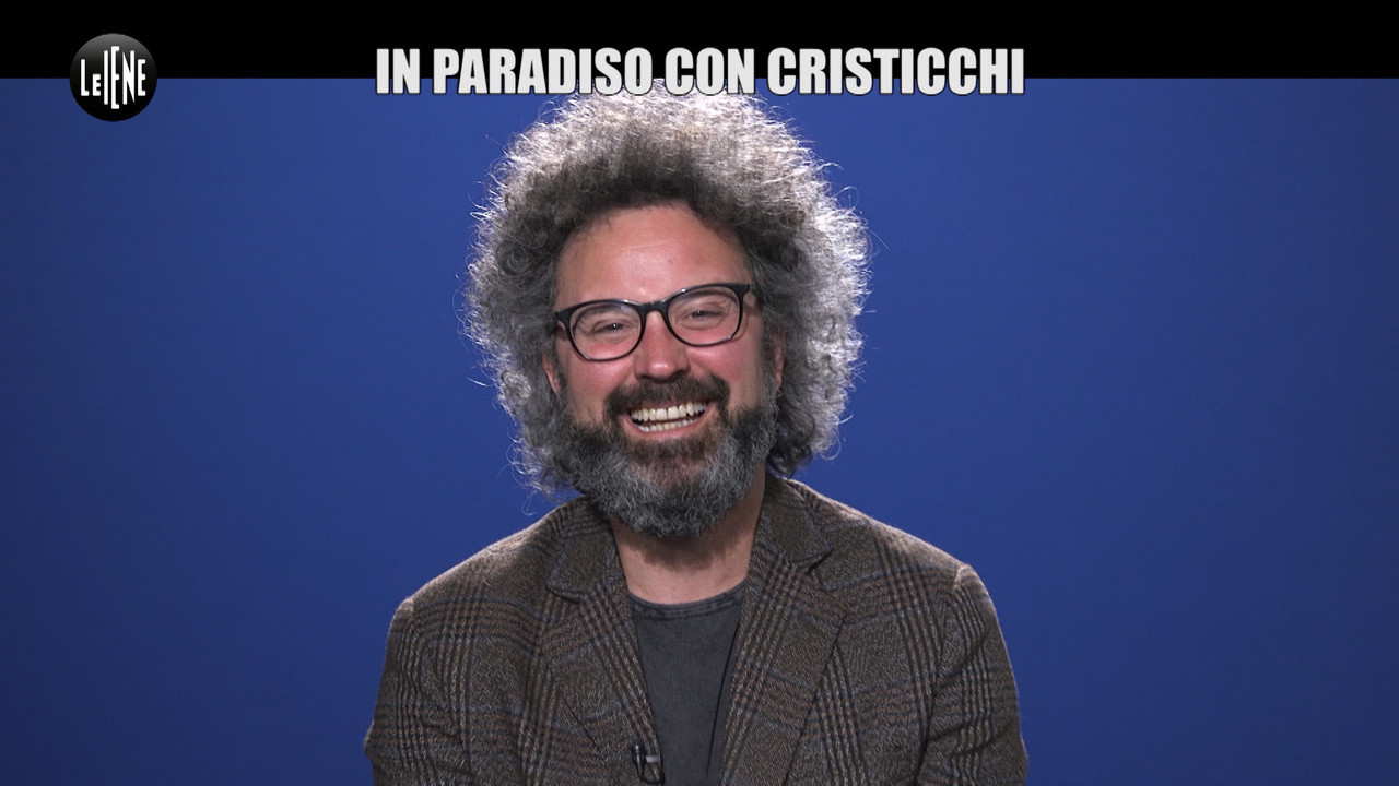 SINGOLA: Simone Cristicchi libro rubato tour Paradiso Dante