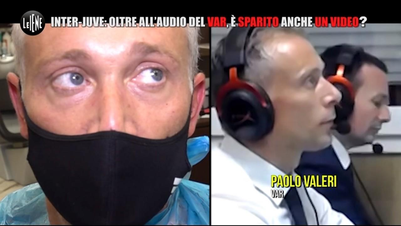 Inter-Juve 2018: oltre all'audio Var, è sparito anche un video?