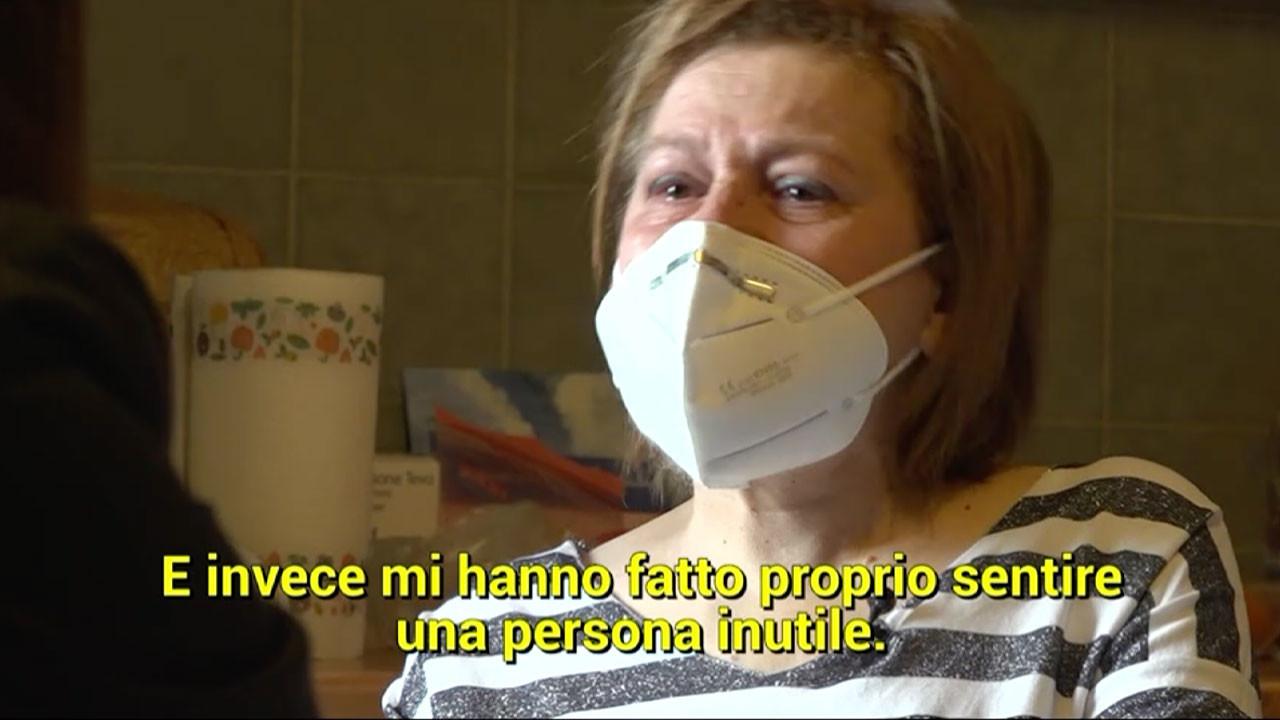 """Arianna: """"Io, licenziata dopo il trapianto di polmoni"""""""