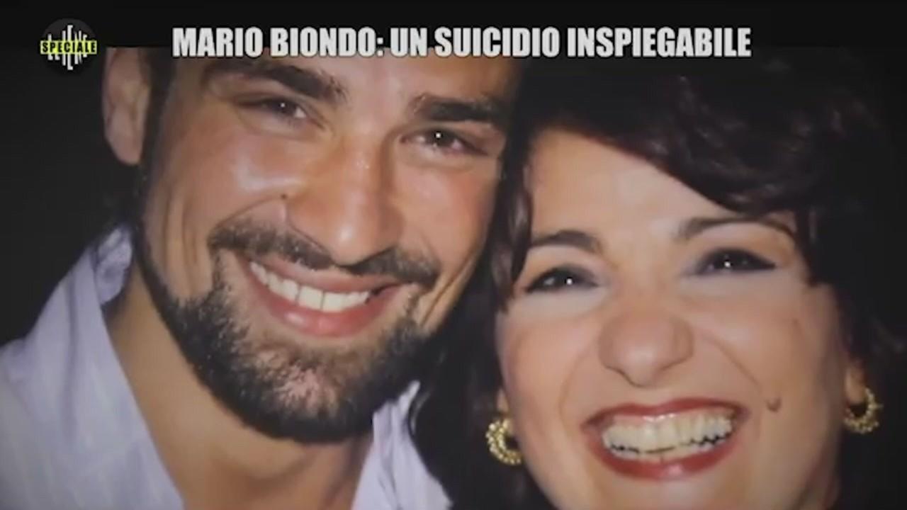 speciale Mario Biondo suicidio