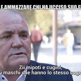 kanun vendetta albanese pestaggio mantova