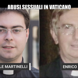 abusi chierichetti papa media