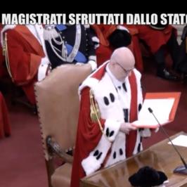 giudici onorari italia procedura infrazione