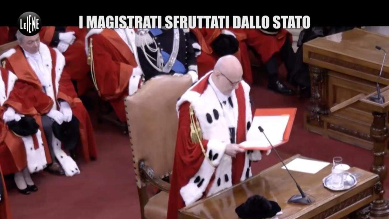 L'Ue boccia l'Italia sui magistrati onorari   VIDEO