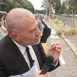 Fabrizio Pignalberi arresti domiciliari