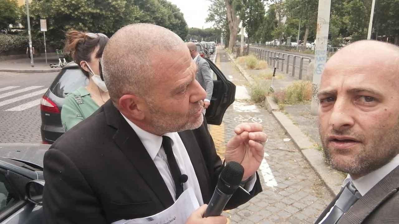 Fabrizio Pignalberi agli arresti domiciliari   VIDEO