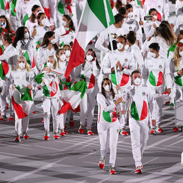 Olimpiadi Tokyo Italia medaglie