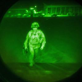 Ultimo soldato americano Afghanistan