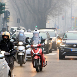 Inquinamento aria uccide