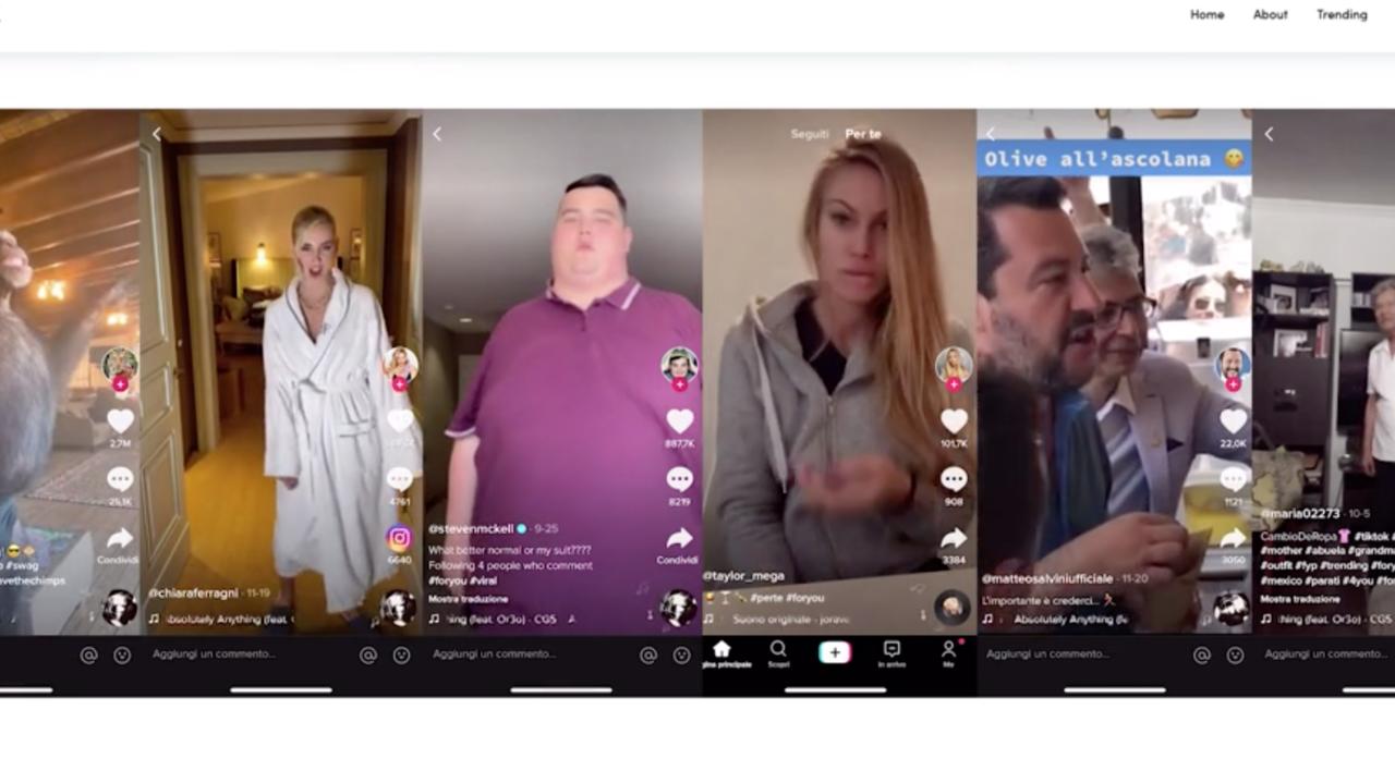 TikTok supera YouTube: più tempo per i suoi video | VIDEO