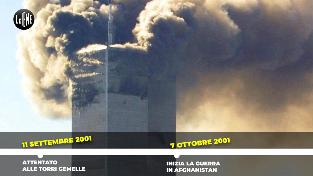 11 settembre 20 anni