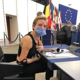 bebe vio parlamento europeo