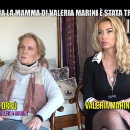 mamma Valeria Marini Milazzo
