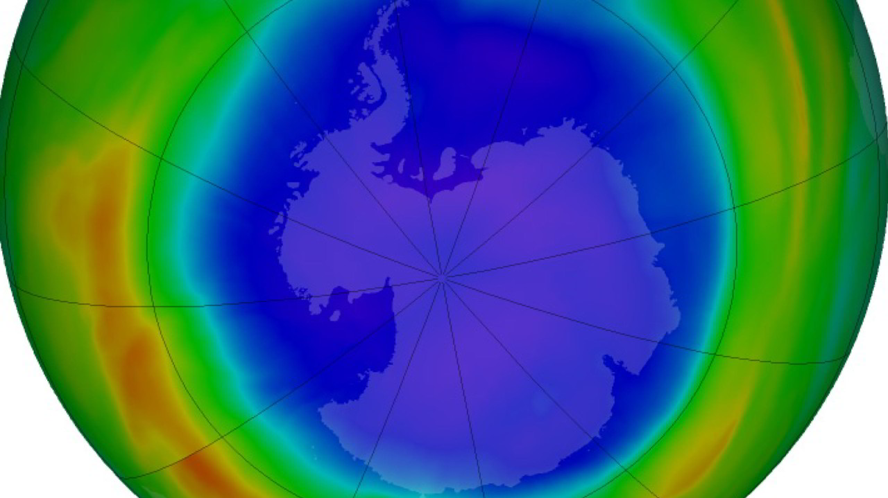 """Buco dell'ozono più grande dell'Antartide: """"Chiuso nel 2050"""""""