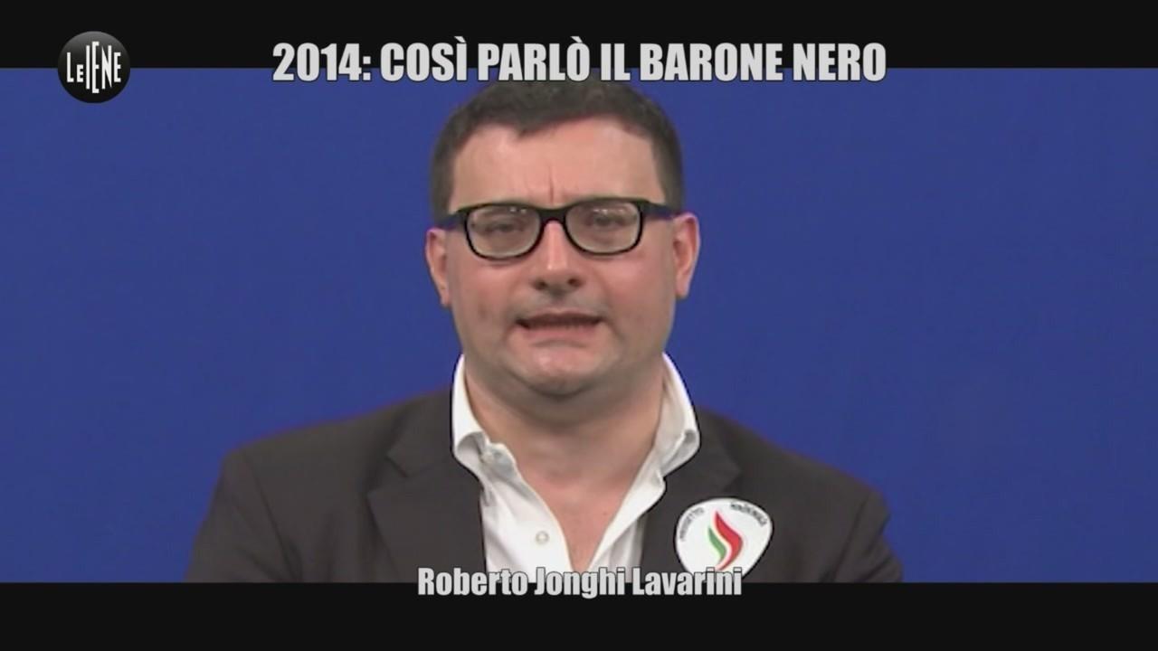 intervista Barone Nero lavarini