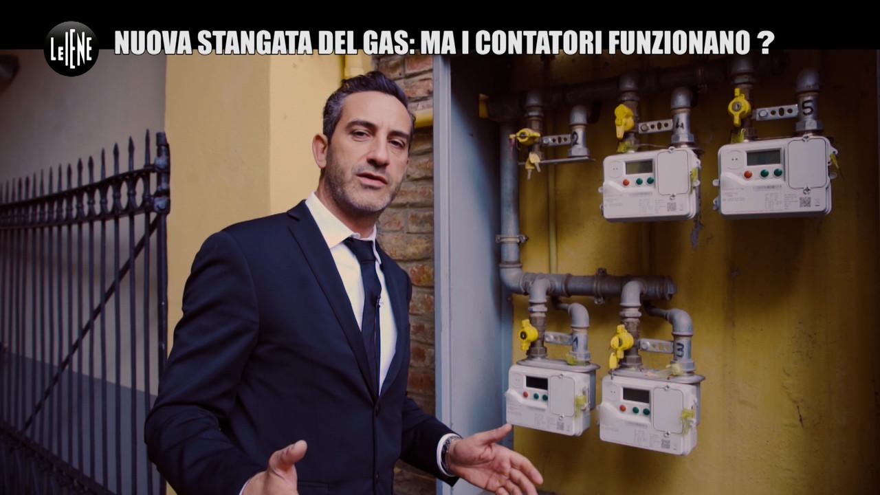 Contatori gas funzionano