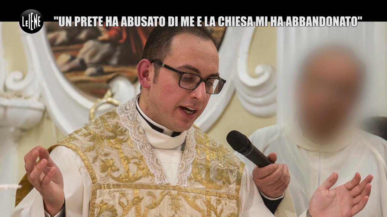 """LA VARDERA: """"Un prete ha abusato di me, la Chiesa mi ha abbandonato"""""""