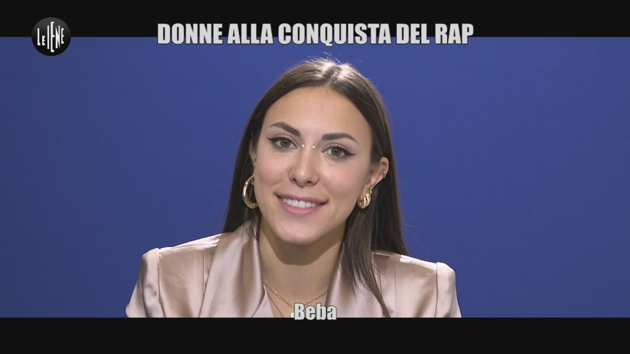 """INTERVISTA: Beba: """"Io, rapper donna"""""""