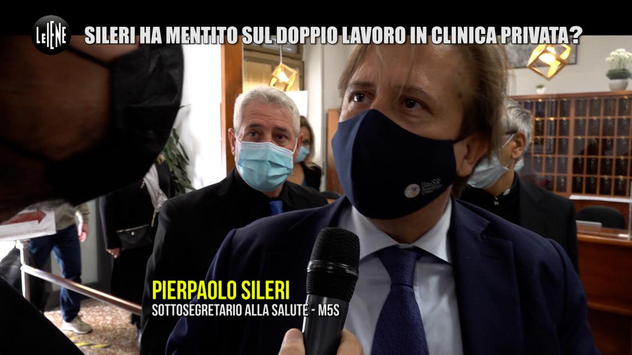 ROMA: Il sottogretario Sileri ha mentito sul doppio lavoro in una clinica privata?