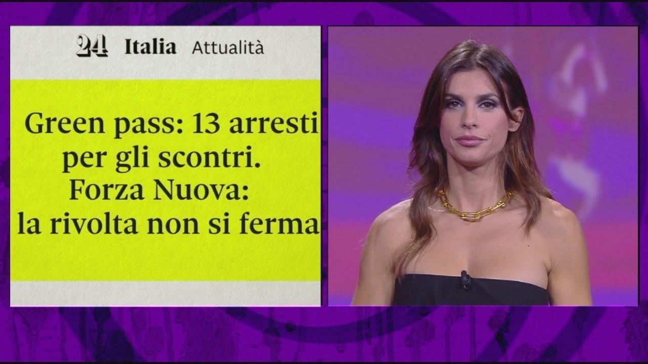 Le ultime notizie con Elisabetta Canalis