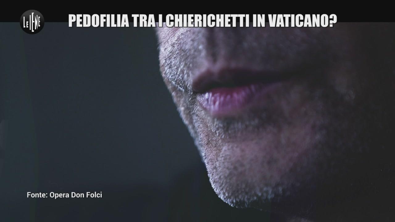 PECORARO: Pedofilia tra i chierichetti in Vaticano?