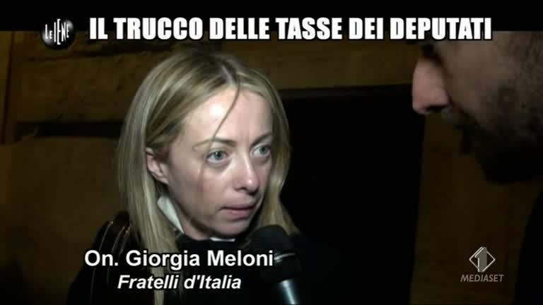 ROMA: Il trucco delle tasse dei deputati