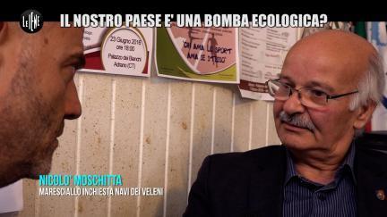 GOLIA: Il nostro Paese è una bomba ecologica?