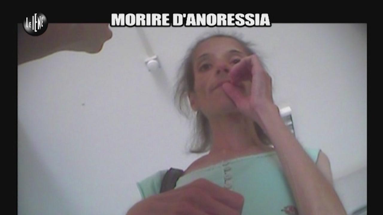TOFFA: Morire d'anoressia