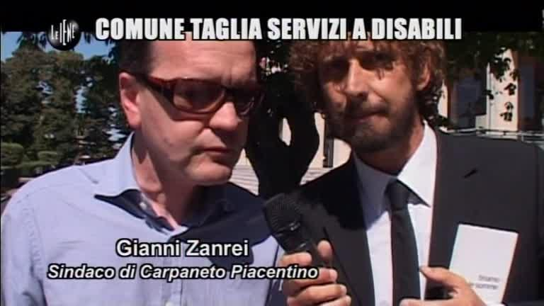 ROMA: Comune taglia servizi a disabili