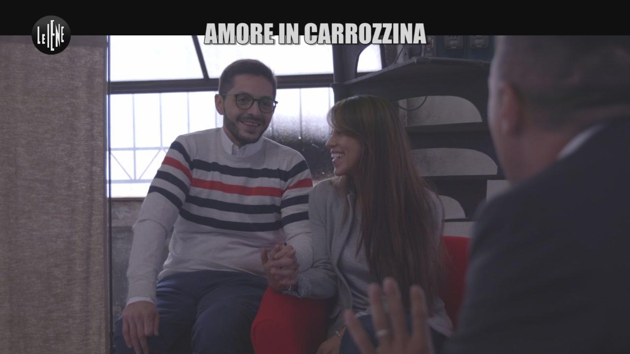 CIZCO: Amore in carrozzina