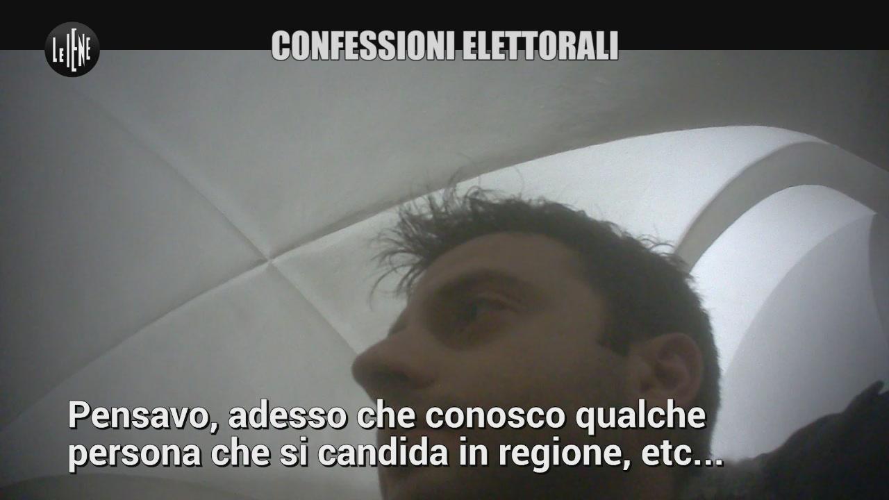 CORDARO: Confessioni elettorali