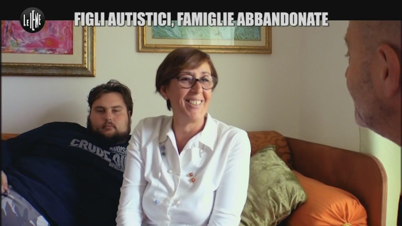 GOLIA: Figli autistici, famiglie abbandonate