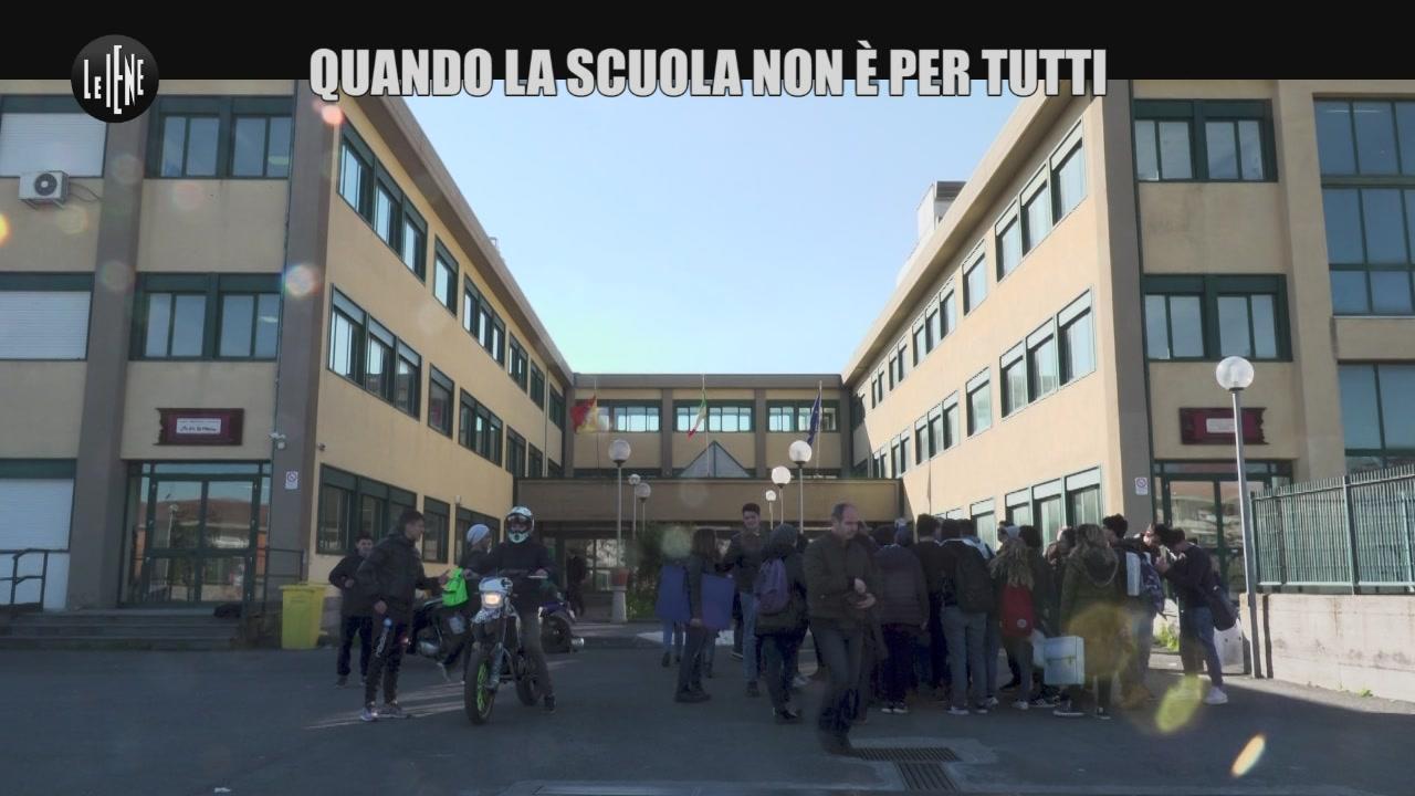 GOLIA: Quando la scuola non è per tutti