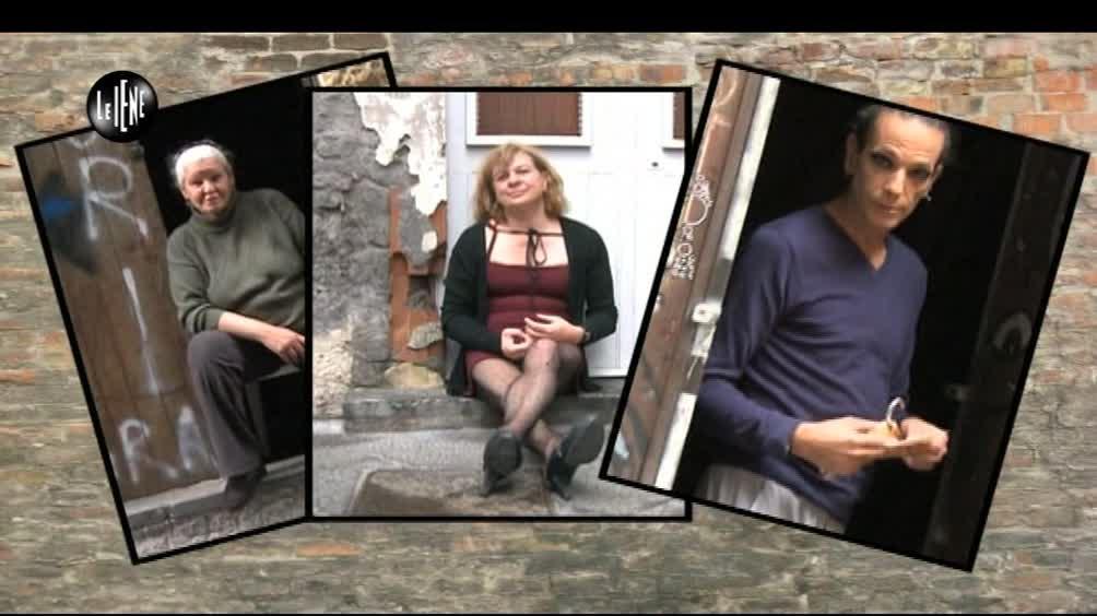 NINA: Le prostitute devote di San Berillo