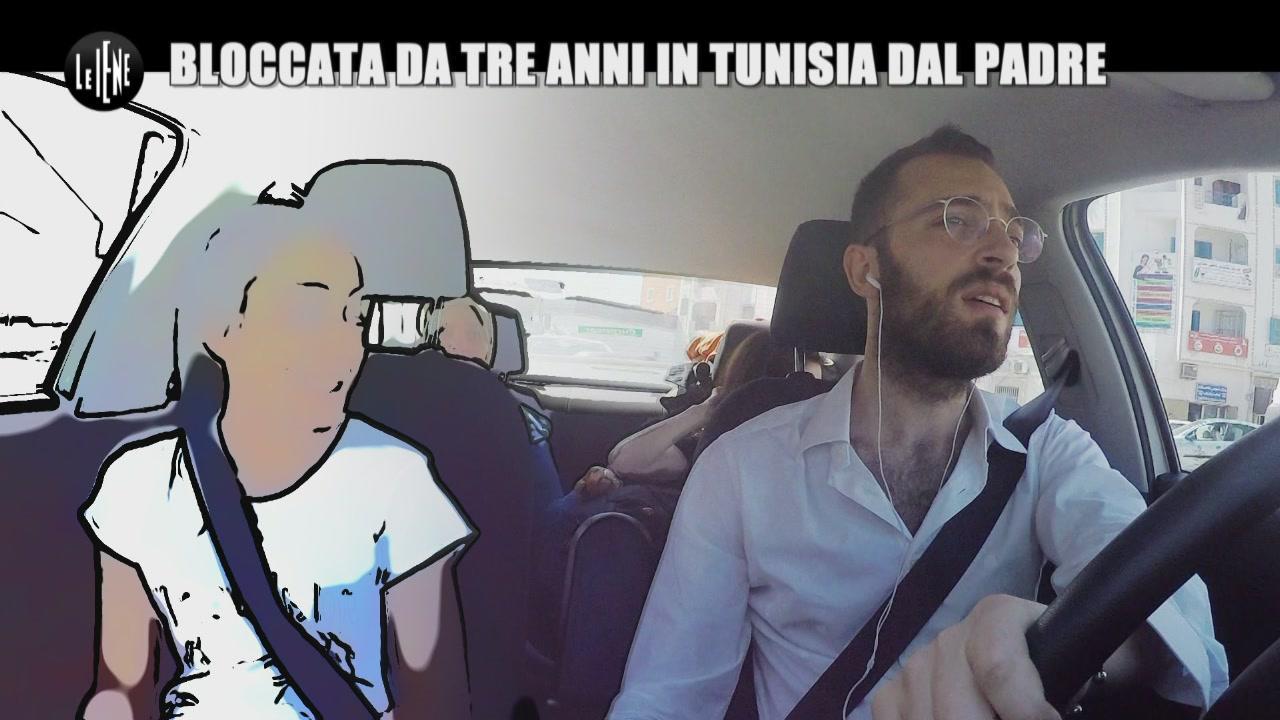 MAISANO: Portata in Tunisia dal padre a 11 anni