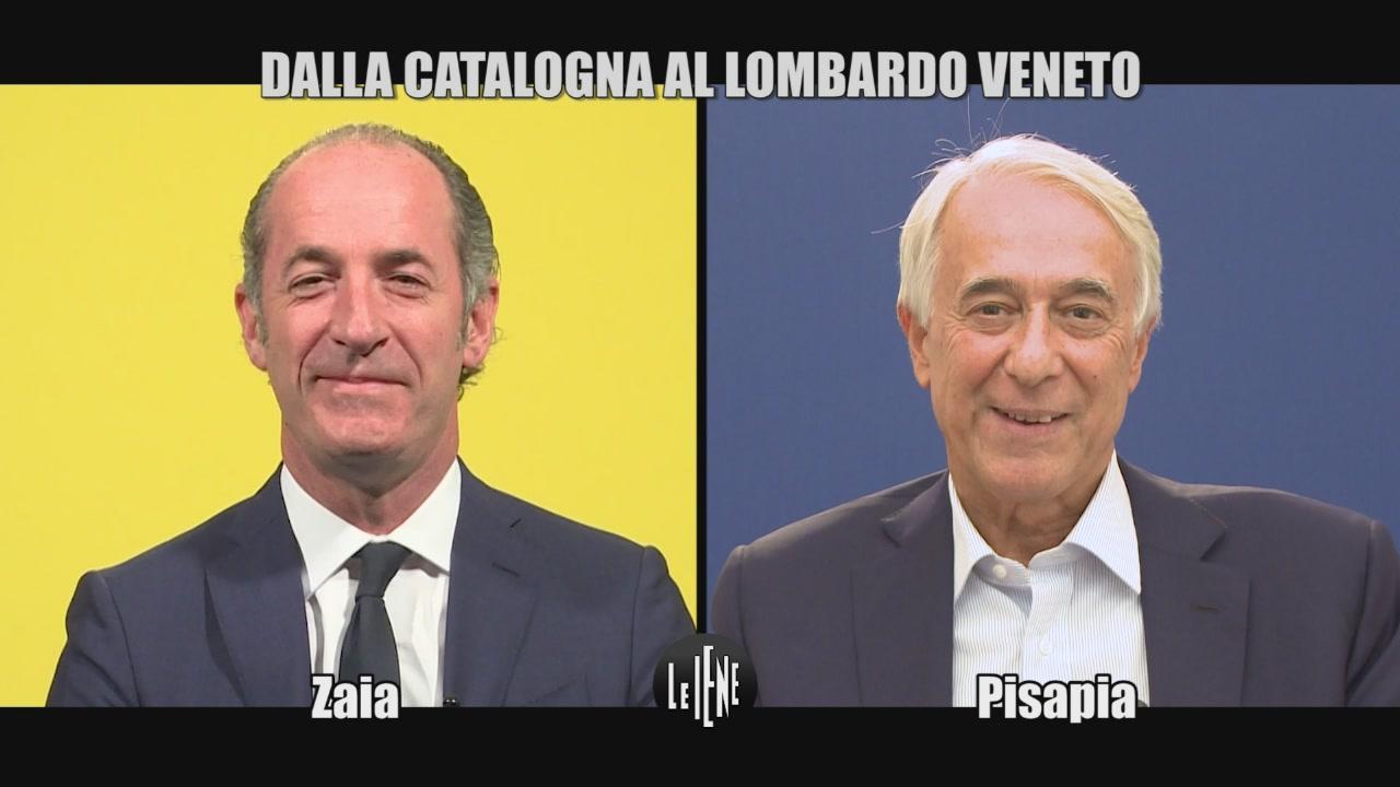 INTERVISTA: Luca Zaia e Giuliano Pisapia