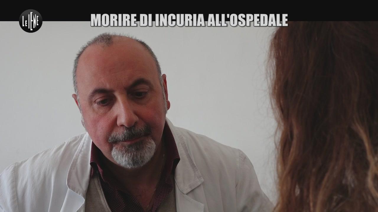 NINA: Morire di incuria all'ospedale
