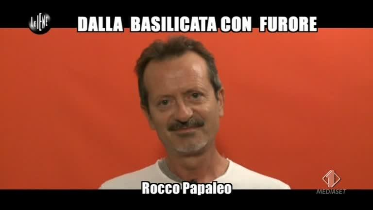INTERVISTA: Rocco Papaleo