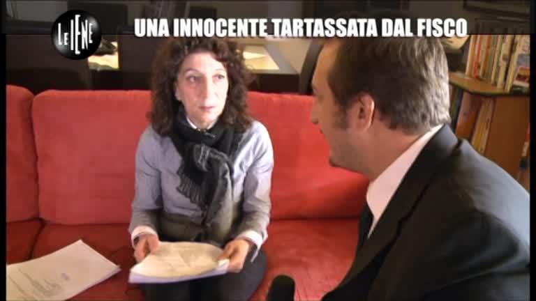 CASCIARI: Innocente tartassata dal fisco