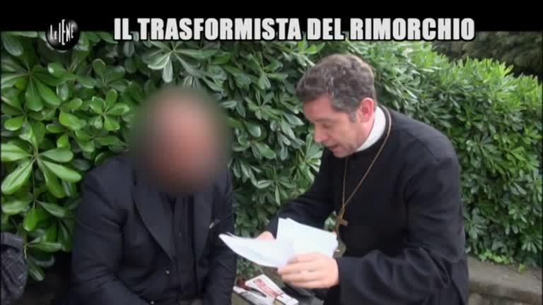 AGRESTI: Falso prete ma non solo