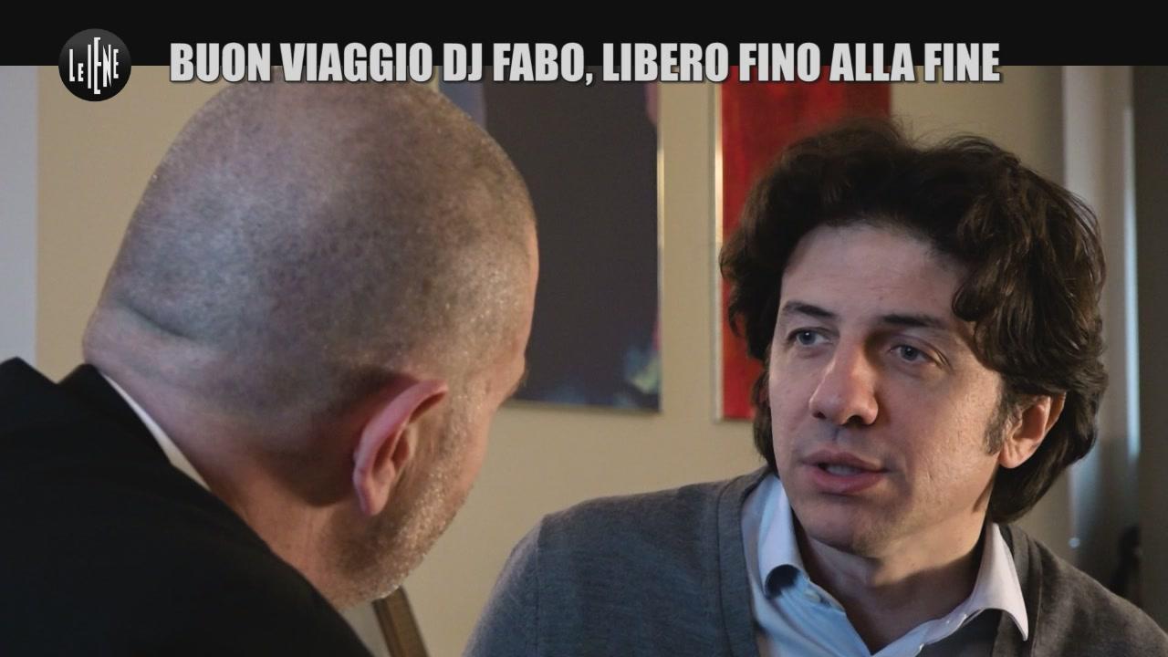GOLIA: Buon viaggio DJ Fabo, libero fino alla fine