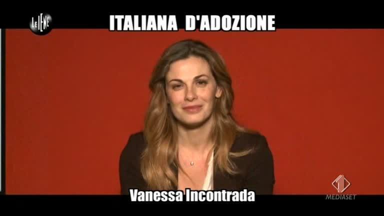INTERVISTA: Vanessa Incontrada