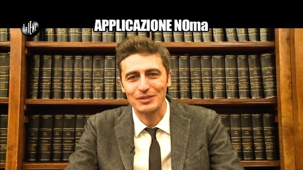 PASCA: Applicazione NOma
