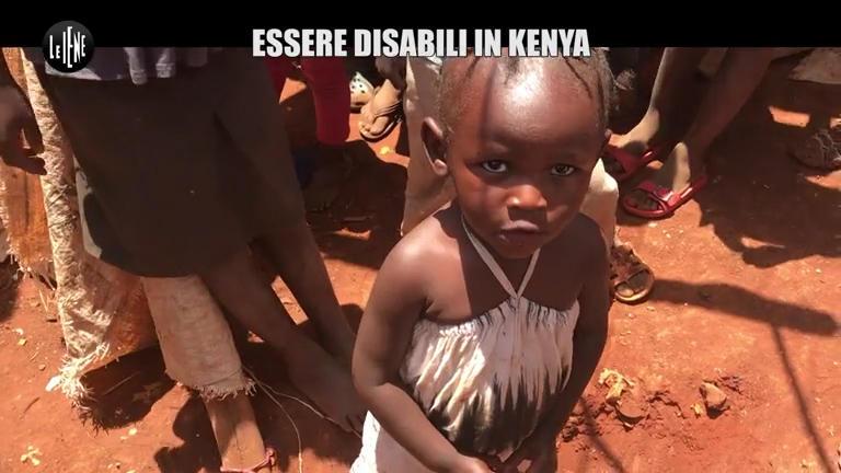 Essere disabili in Kenya