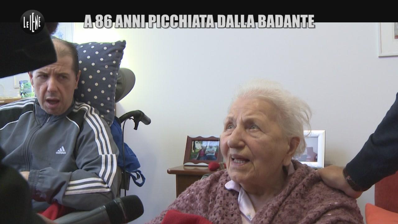 SCHEMBRI: a 86 anni picchiata dalla badante